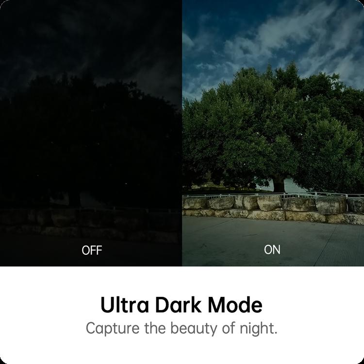 oppo reno dark mode